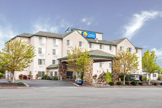 Comfort Inn Amp Suites Salem Or Hotel Reviews Photos