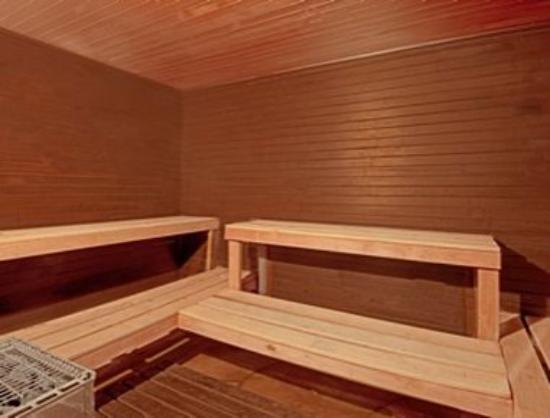 Days Inn East Albuquerque: Sauna