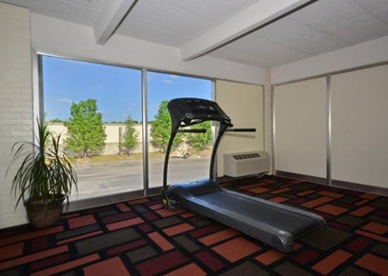 Days Inn Columbia I-70: Exercise area