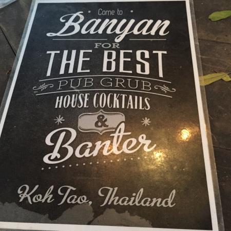 Banyan Bar
