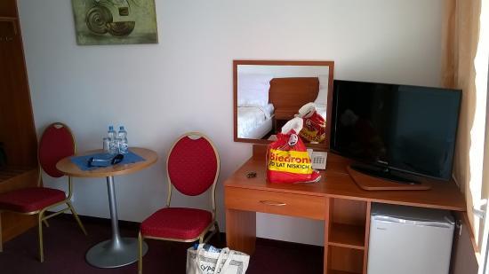 Hotel Nidzki: pokój