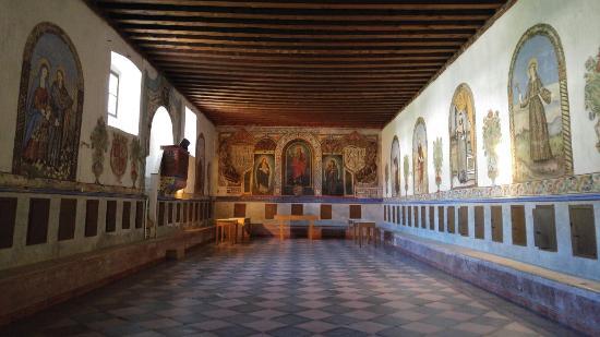 Monasterio De San Antonio El Real Picture Of Monasterio De San