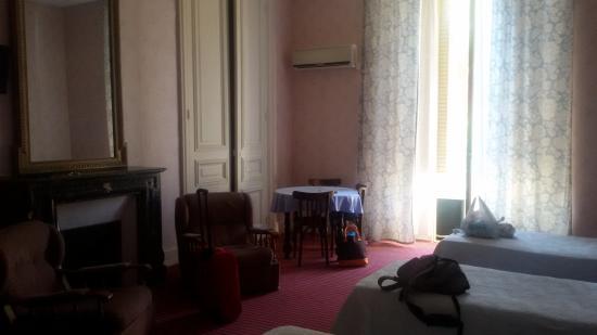 Hotel Imperial : interno stanza