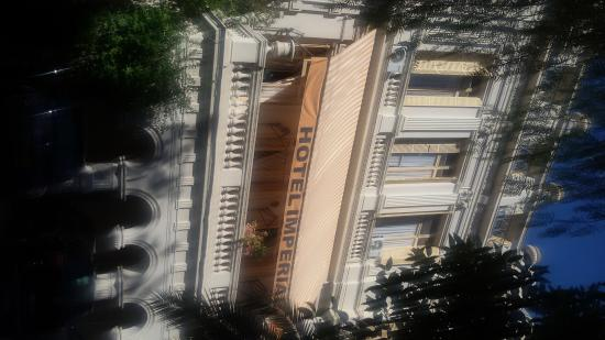 Hotel Imperial : entrata