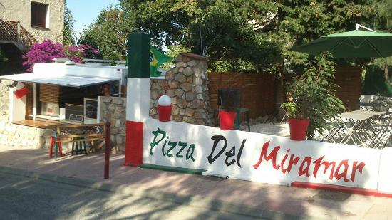 Pizza Del Miramar