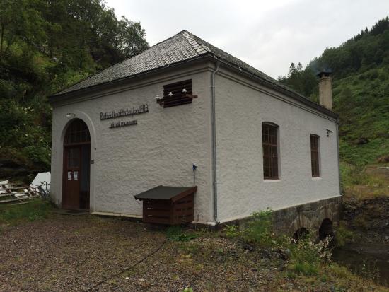 Vikoyri, Norway: Refsdal Hydropower Station
