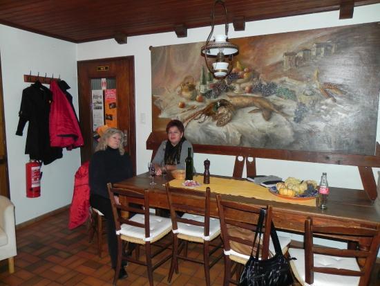 Intragna, Schweiz: entrata ristorante