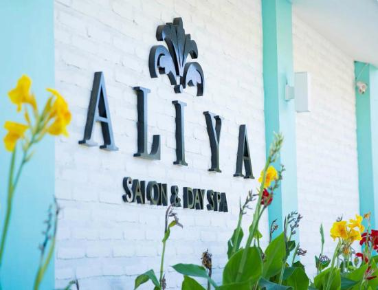 ‪Aliya Salon & Day Spa‬