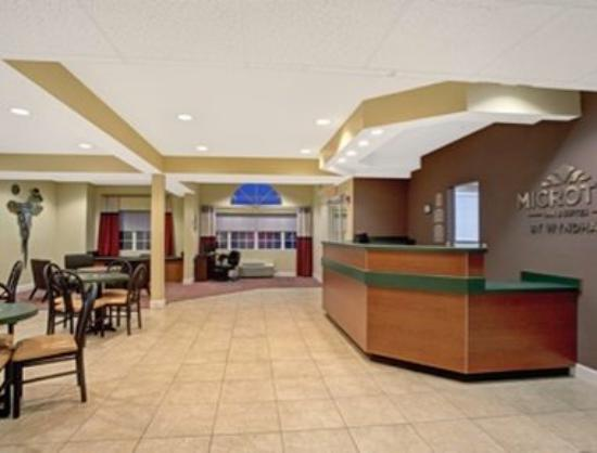 Microtel Inn & Suites by Wyndham Bushnell: Lobby