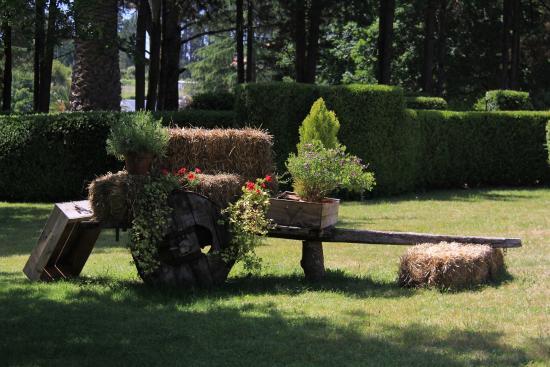 Pazo da Touza: Garden