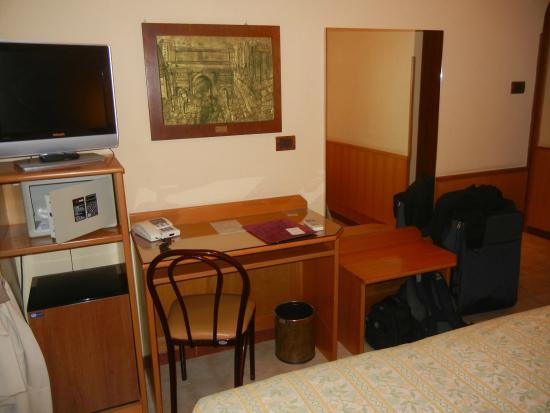 Hotel Museum : Room