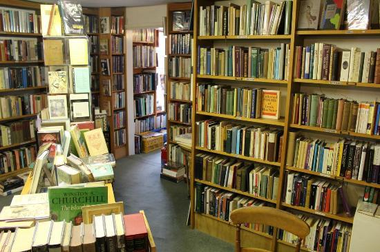 The Chaucer Bookshop