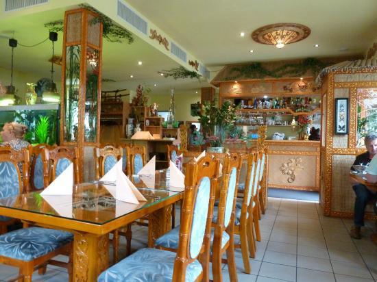 Der Gastraum Bild Von Asia Haus Bambus Hochstadt Tripadvisor