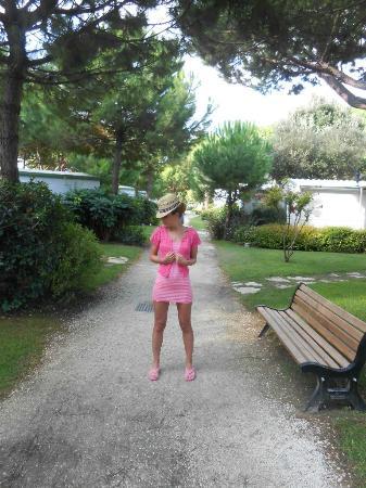 Jesolo Camping Village - Villaggio Turistico Adriatico: Территория кемпинга