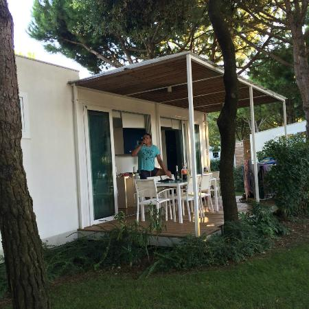 Jesolo Camping Village - Villaggio Turistico Adriatico: Бунгало Mediaterraneo