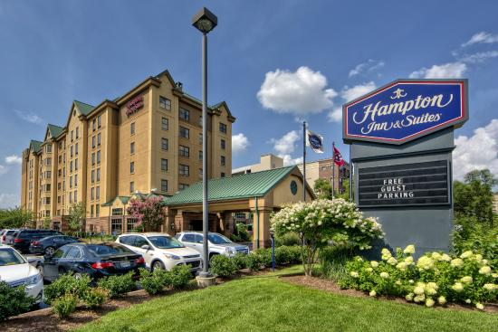 Hampton Inn Suites Nashville Vanderbilt Elliston Place