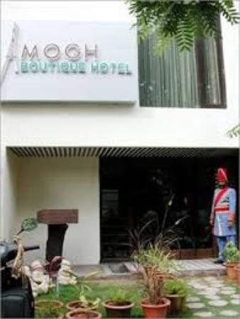 Amogh Boutique Hotel : Royal entrance