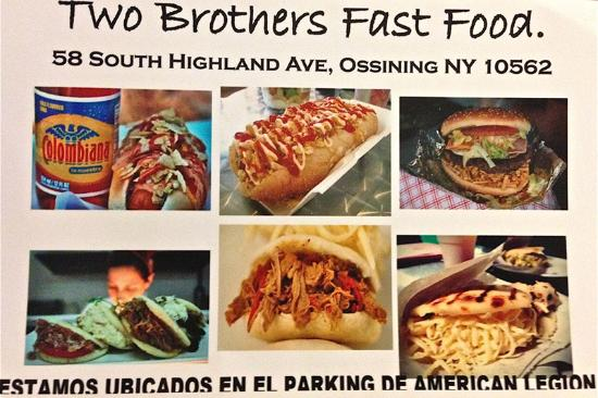 Two Brothers Arepas