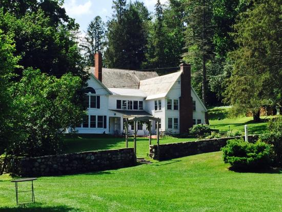 West Mountain Inn: Arlington Vermont