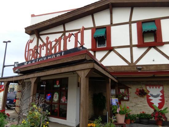 House of Gerhard's entrance