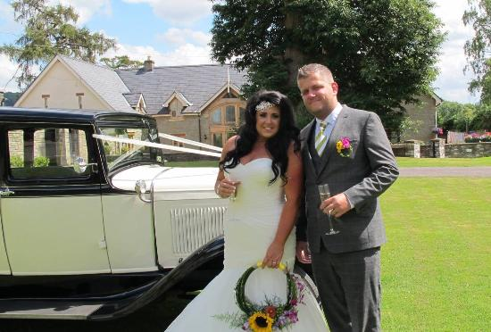 The Old Rectory Country Hotel and Golf Club: A great family wedding