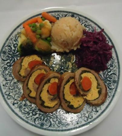 Gostisce Juvan, Miran Juvan s.p: Filled Pork meat