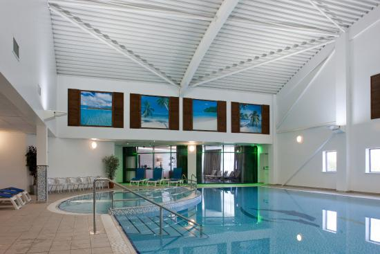 Seahouses, UK: 20m swimming pool, spa, steam room, sauna, childrens pool