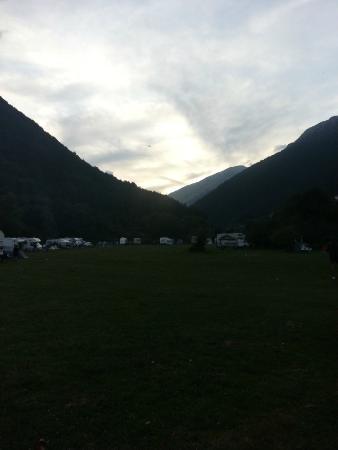 Camping Natura Le Quite : Amazing view