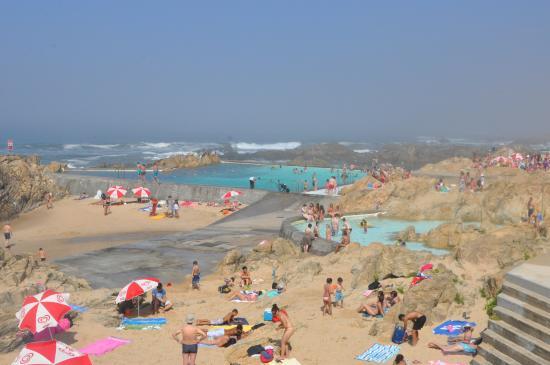 Piscina das mar s picture of piscina das mares leca da for Piscinas oporto