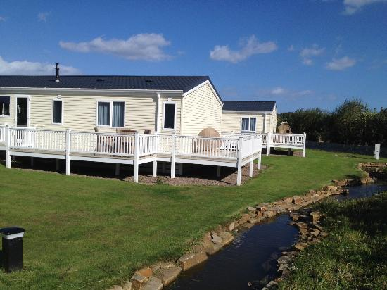 Popular Springhill Farm Holiday Accommodation Seahouses Northumberland North