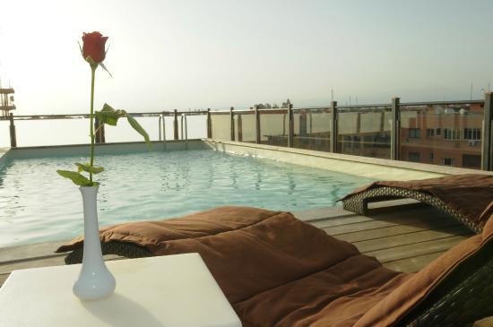 Hotel Almas: Espace fraicheur et relaxation