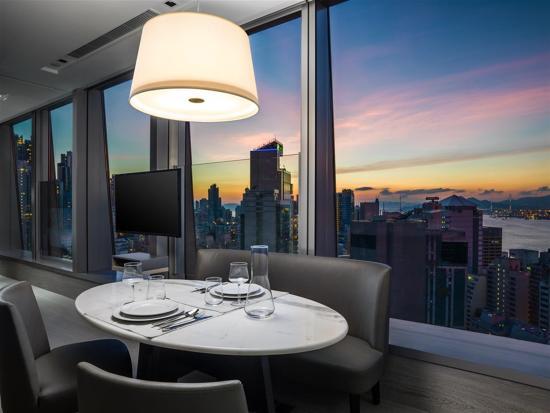 Average Hotel Room Size Hong Kong