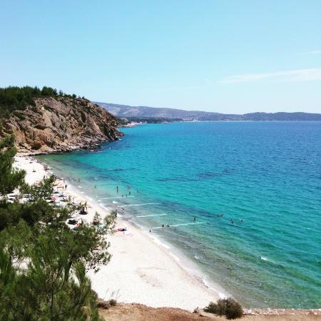 metalia beach - Picture of Metalia Beach, Limenaria ...