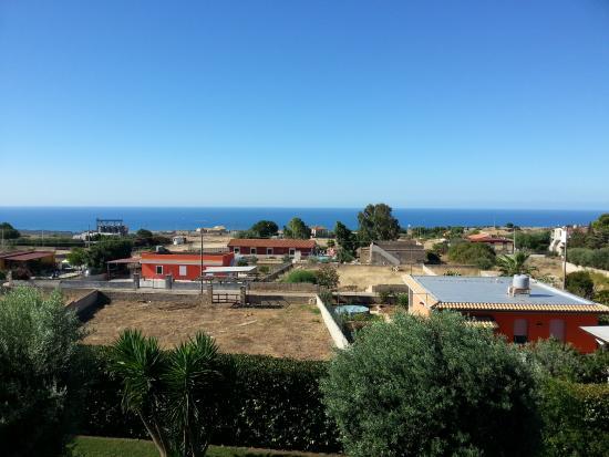 Casa Chorisia : panorama mattutino