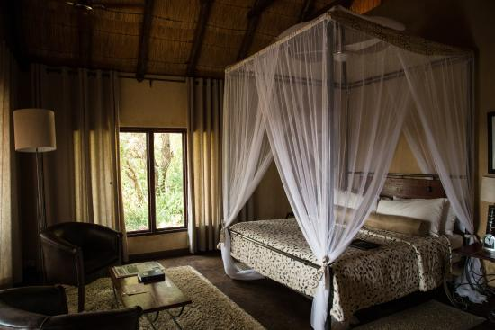 Gorges and Little Gorges Lodge: Lovely room