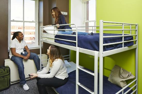 Hostelling International - New York: 4-Bed Dorm