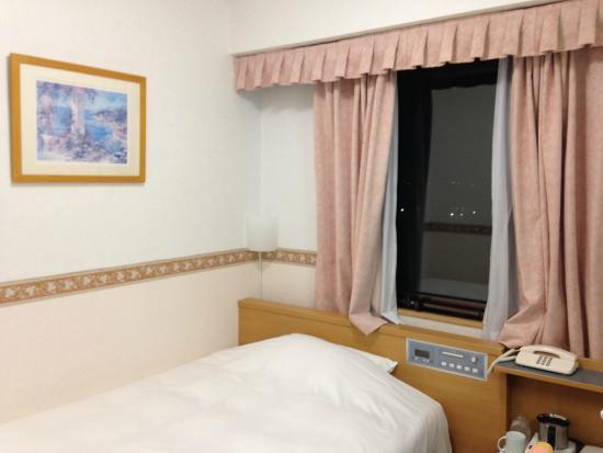 Hotel Alpha-1 Jouetsu: 部屋