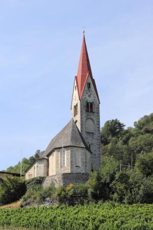 Kirche St. Peter und Paul Schrambach