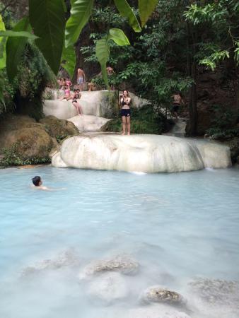 Công Viên Quốc Gia Erawan, Thái Lan: cascade niveau 7