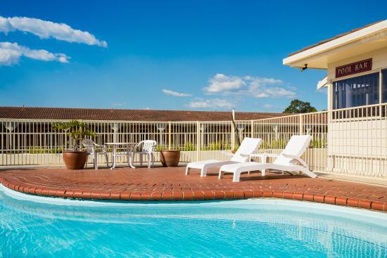 Comfort Inn Merimbula: Pool