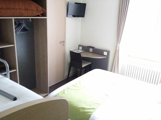 Hotel Le Bon Cap: Habitación