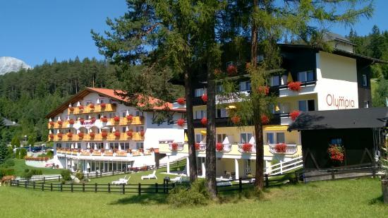 Apart Hotel-Garni Olympia Aufnahme