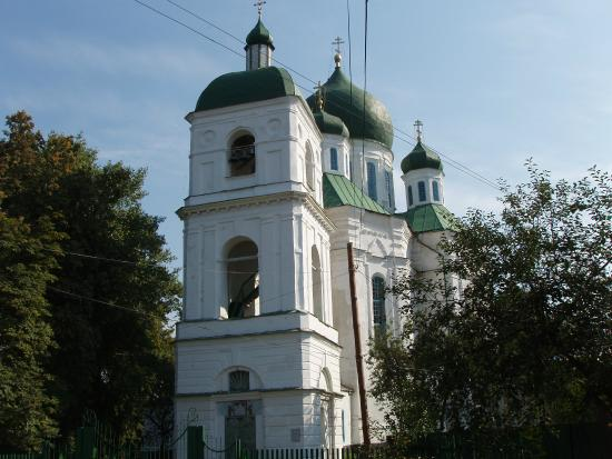 Resurrection Cathedral: Колокольня