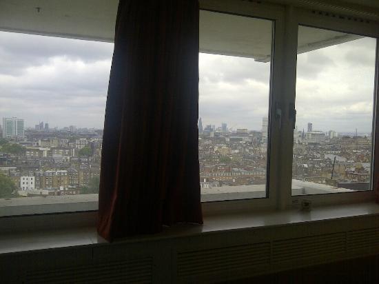 Marylebone Hall: room view