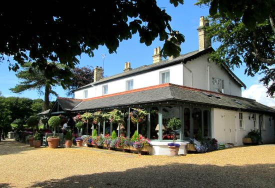 Clarence House Country Hotel Restaurant Front Door Lounge And Reception For The