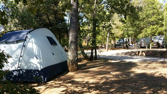 luberon avis de voyageurs sur camping arc en ciel roussillon tripadvisor. Black Bedroom Furniture Sets. Home Design Ideas
