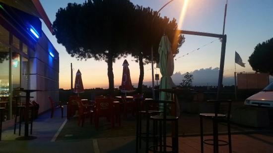 Province of Ravenna, Italien: Bar La Romagnola Sud
