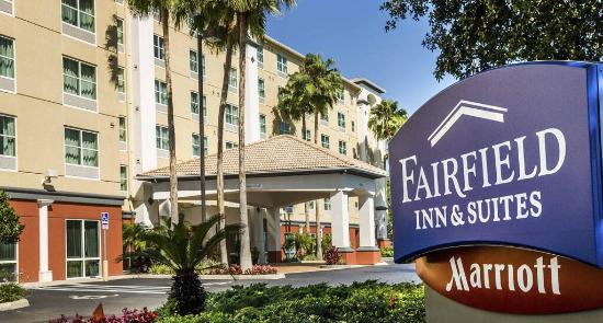picture of fairfield inn suites orlando. Black Bedroom Furniture Sets. Home Design Ideas