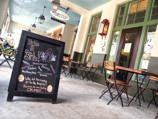 Amavida Coffee Rosemary Beach Fl