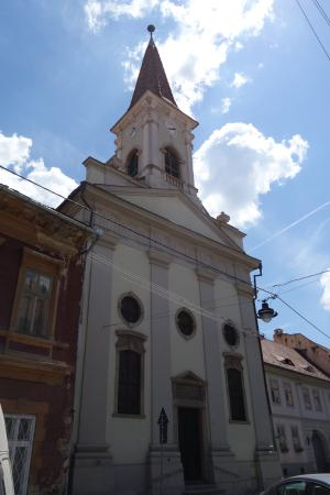 ‪Reformed Church of Sibiu‬